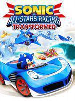 Sonic & All-Stars Racing Transformed Box Art