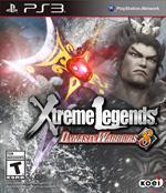 Dynasty Warriors 8: Xtreme Legends Box Art