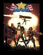 Broforce Box Art