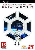 Sid Meier's Civilization: Beyond Earth Box Art