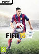 FIFA 15 Box Art