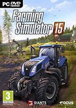 Farming Simulator 15 Box Art