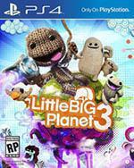 LittleBigPlanet 3 Box Art