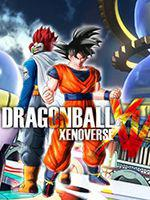 Dragon Ball: Xenoverse Box Art