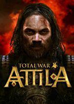 Total War: Attila Box Art