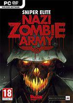 Sniper Elite: Nazi Zombie Army Box Art