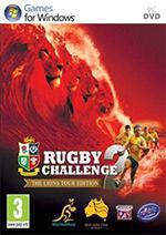 Rugby Challenge 2: The Lions Tour Edition Box Art