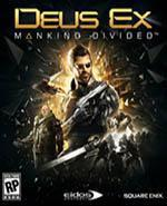 Deus Ex: Mankind Divided Box Art