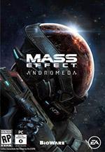 Mass Effect Andromeda Box Art