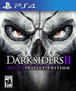 Darksiders II: Deathinitive Edition Box Art