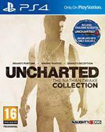 Uncharted: The Nathan Drake Collection Box Art