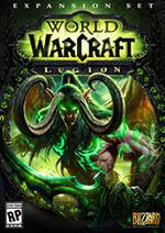World of Warcraft: Legion Box Art
