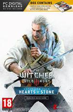 The Witcher 3: Hearts of Stone Box Art