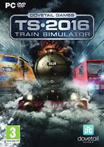 Train Simulator 2016 Box Art