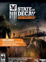 State of Decay: Year-One Survival Edition Box Art