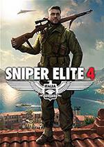 Sniper Elite 4 Box Art