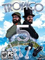 Tropico 5 Box Art