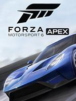 Forza Motorsport 6: Apex Box Art