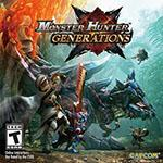 Monster Hunter Generations Box Art