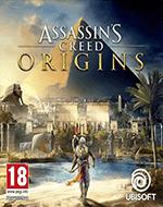 Assassin's Creed: Origins Box Art