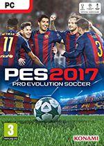 Pro Evolution Soccer 2017 Box Art