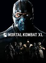 Mortal Kombat XL Box Art