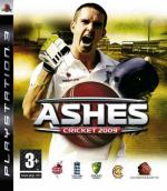 Ashes Cricket 2009 Box Art
