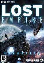 Lost Empire: Immortals Box Art