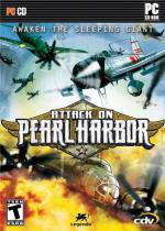 Attack on Pearl Harbor Box Art