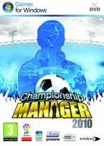 Championship Manager 2010 Box Art