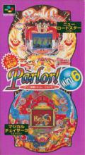 Parlor! Mini 6: Pachinko Jikki Simulation Game Box Art
