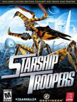 Starship Troopers Box Art
