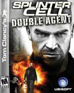 Tom Clancy's Splinter Cell: Double Agent Box Art