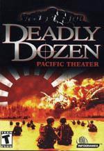 Deadly Dozen: Pacific Theater Box Art