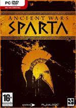 Ancient Wars: Sparta Box Art
