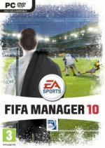 FIFA Manager 10 Box Art