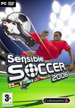 Sensible Soccer 2006 Box Art