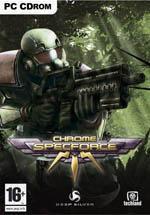 Chrome SpecForce Box Art