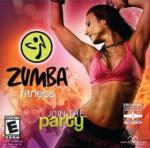 Zumba Fitness Box Art
