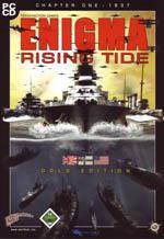 Enigma: Rising Tide Box Art