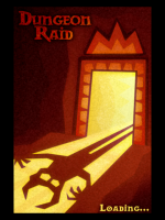 Dungeon Raid Box Art