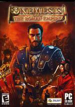 Nemesis of the Roman Empire Box Art