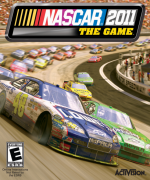 NASCAR 2011: The Game Box Art