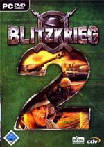 Blitzkrieg 2 Box Art