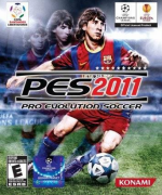 Pro Evolution Soccer 2011 Box Art