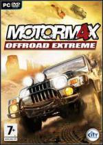 MotorM4X Box Art