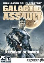 Galactic Assault: Prisoner of Power Box Art