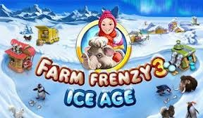 Farm Frenzy 3: Ice Age Box Art
