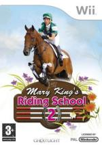 Mary King's Riding School 2 Box Art
