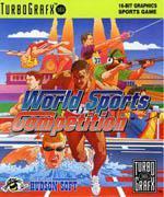 World Sports Competition Box Art